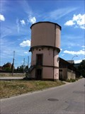 Image for Old Water Tower at the Railway Station - Sissach, BL, Switzerland