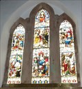 Image for Stained Glass, St Bega's Church, Bassenthwaite, Cumbria, UK