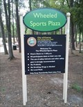 Image for Wheeled Sports Plaza, Kasmiersky Park, Conroe, Montgomery Co., Texas, USA