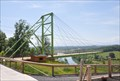 Image for Adrenaline Park Mountain Dew Skybridge ~ Kodak, Tennessee