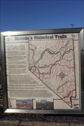 Image for Nevada Historic Trails - US 95 rest area nr NV SH 163