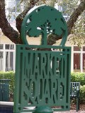Image for Market Square - Celebration, Florida, USA.
