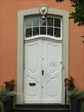 Image for Doorway of Katholisches Pfarrhaus in Ahrweiler - RLP / Germany