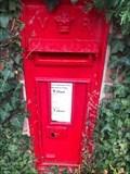 Image for Victorian Wall Post Box - Headcorn - Lenham Road - Kent - UK