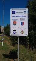 Image for Partnerstädte von Meiningen / Thüringen / Deutschland