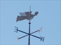 Image for Angel Weathervane, Church of the Ascension, School Road, Hall Green, Birmingham, England