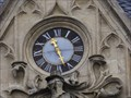 Image for Town Clock Rathaus Erfurt, Thuringia, Germany