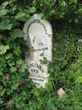 Image for A48 Milestone, near Bridgend, South Wales