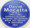 Image for David Mocatta - Brighton Railway Station, Brighton, UK