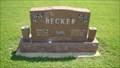 Image for 107 - Dora W. Becker - Oklahoma City, OK