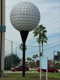 Image for See a Golf Ball from Space - Kissimmee, Florida, USA.