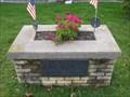 Image for Vietnam War Memorial, former site of Fort Hamilton, Wiota, WI