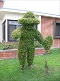 Image for Person Topiary - Pasadena, CA