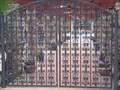 Image for Grape Gates - Grapevine Texas