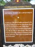 Image for Founding Women of Albuquerque