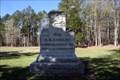 Image for 4th U. S. Cavalry Regiment Monument ~ Chickamauga Georgia