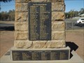 Image for War Memorial Cairn - Gulargambone, NSW, Australia