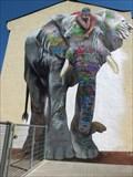 Image for Mural at Frankfurter Str. 106, Bad Vilbel - Hessen / Germany