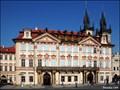 Image for Goltz-Kinský Palace in Prague / Palác Goltz-Kinských v Praze