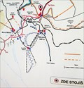 Image for Zimni turisticka mapa lyzarskych tras - Vitiska / okres Teplice, CZ