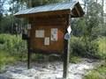 Image for Florida Trail - Etoniah Creek State Forest Holloway Road Trailhead Register