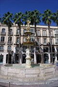 Image for Fuente de Génova - Málaga, Spain