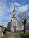 Image for Eglise de Verrines, Nouvelle Aquitaine, France