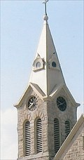 Image for St. Patrick Catholic Church Bell Tower - Cairo, IL