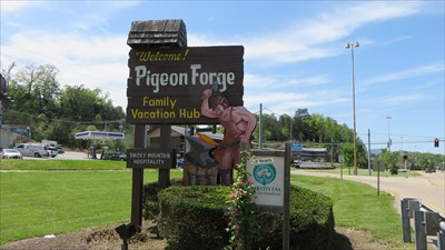 Welcome to Pigeon Forge - TN, USA.