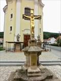 Image for Churchyard Cross - Cechy pod Kosírem, Czech Republic