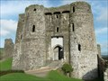 Image for Kidwelly Castle - Castell Cydweli - Wales, Great Britain.