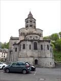 Image for Basilique Notre-Dame d'Orcival - Orcival (Puy-de-Dôme), France