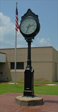 Image for Raeford town clock
