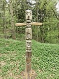 Image for Totem pole - Libstejn, Czech Republic