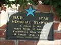 Image for Blue Star Memorial By-Way - Williamsburg, VA