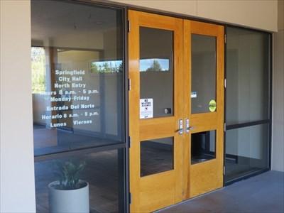 North Entrance, Springfield, Oregon