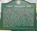 Image for Marker - First Holiday Inn