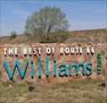 Image for Welcome to Williams - The Best of Route 66 - Williams, Arizona