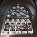 Image for Saint Peter Cathedral Stained Glass - Erie, PA