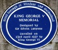 Image for King George V - Thames Street, Windsor, UK.
