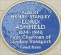 Image for Albert Henry Stanley - South Street, London, UK