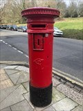 Image for Victorian Pillar Box - Willow Road, Hampstead, London NW3, UK