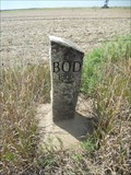 Image for BOD Marker on Walker Avenue - Ellis County, KS