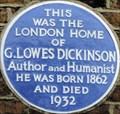 Image for Goldsworthy Lowes Dickinson - Edwardes Square, London, UK