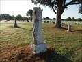 Image for W. Clayton Farris - Oakdale Cemetery - Paden, OK