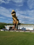 Image for T. Rex - bigger than usual.