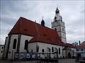 Image for Kostel Nanebevzetí Panny Marie - Ivancice, Czech Republic