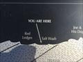 Image for The San Rafael Swell Map - Emery, UT