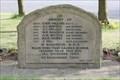 Image for Halifax Bomber Crash Memorial, Tingley, West Yorkshire