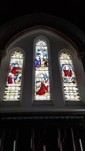 Image for Stained Glass Windows - St Peter - Knossington, Leicestershire